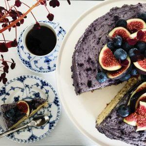 Lagkage og kaffe