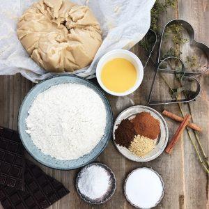Honninghjerter ingredienser