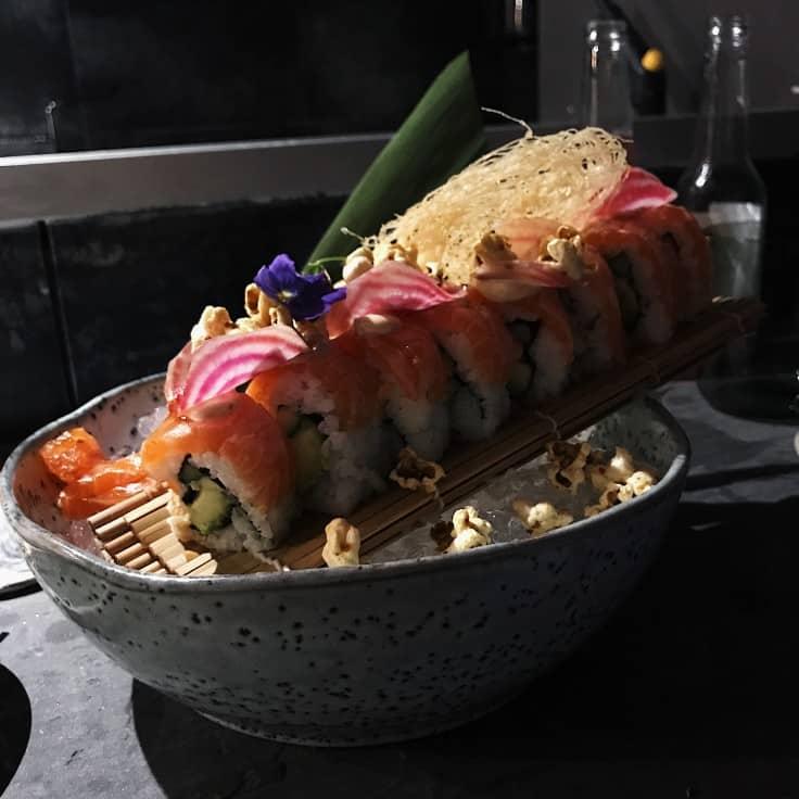 MODO – kunstnerisk sushi