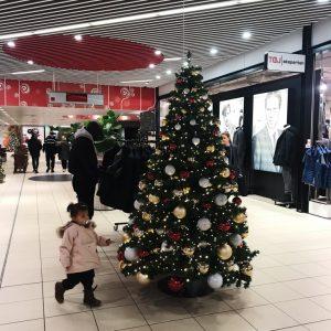 Jul i Rosengårdscentret