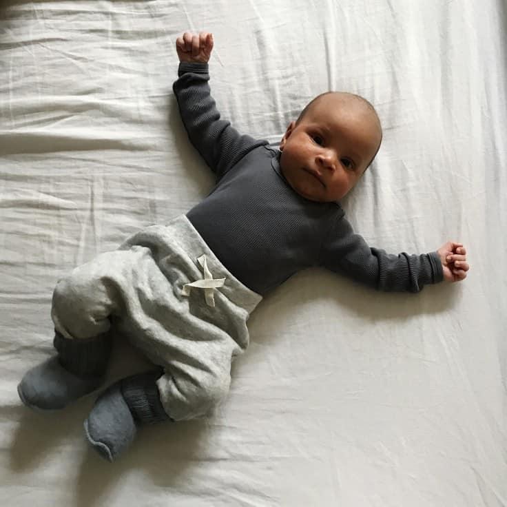 Lillemanden to måneder