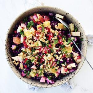 Rødkåls salat