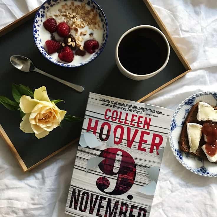 """""""9. november"""" af Colleen Hoover"""