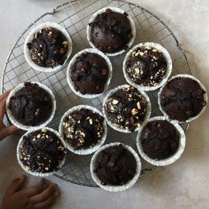 Kaffe muffins