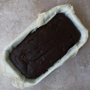 Bønnechokoladekage