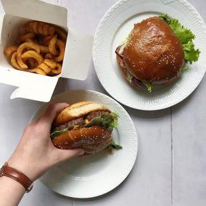Joeys burger Odense
