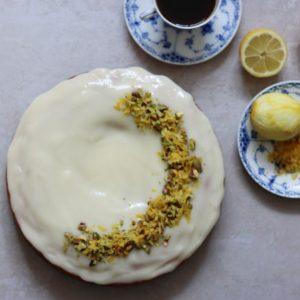 Citron kage
