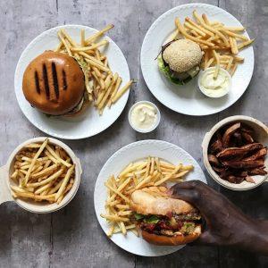 Burger anarchy take away
