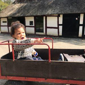 Børn og den fynske landsby