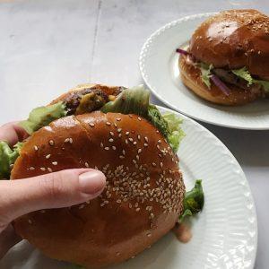 Joeys burger
