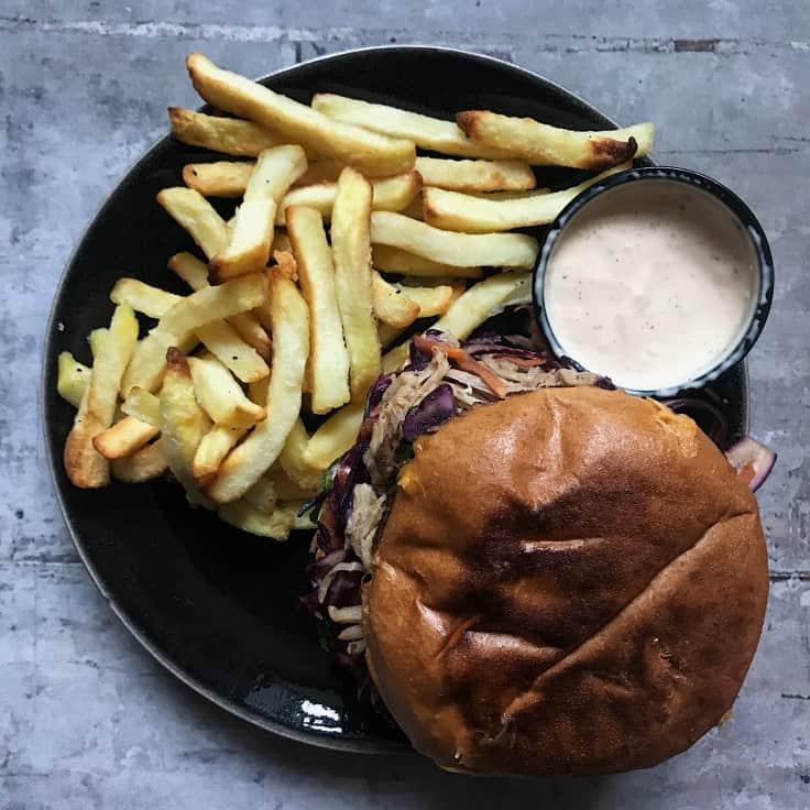 Odenses bedste takeaway burger – top fem