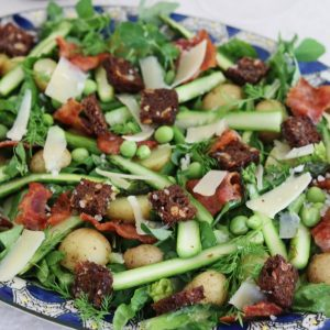 Forårs salat