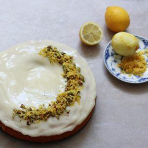 Påskekage med citron