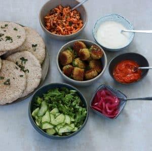 Simple Feast vegetarisk