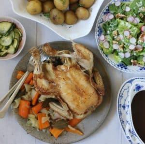 Agurke salat opskrift