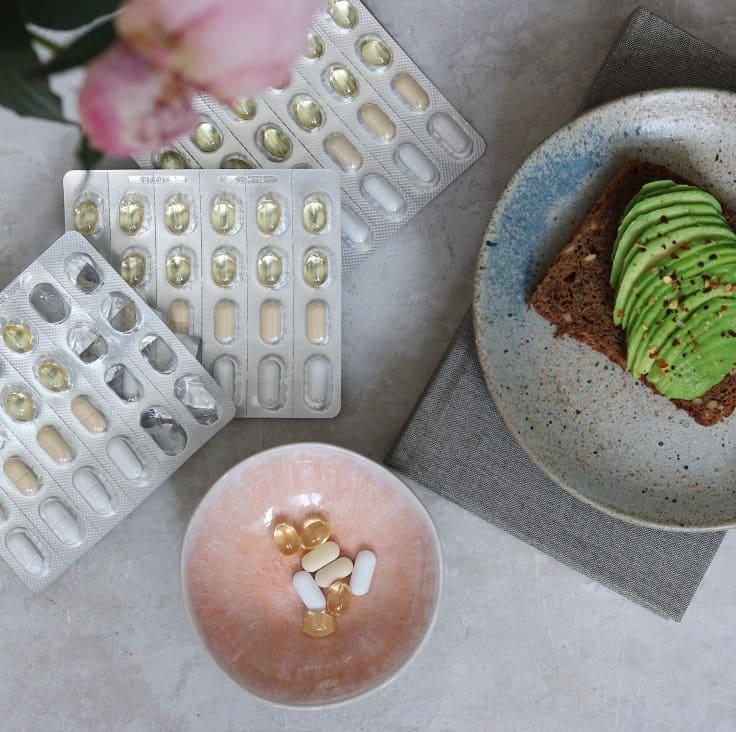 Alt i en kosttilskud til gravide og ammende