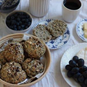 Boller med quinoa