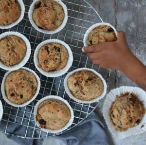 Sunde rug muffins