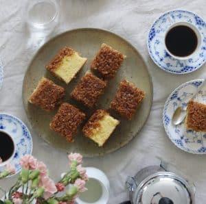 Drømmekage med fyld