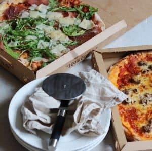 Rosticceria Odense pizza