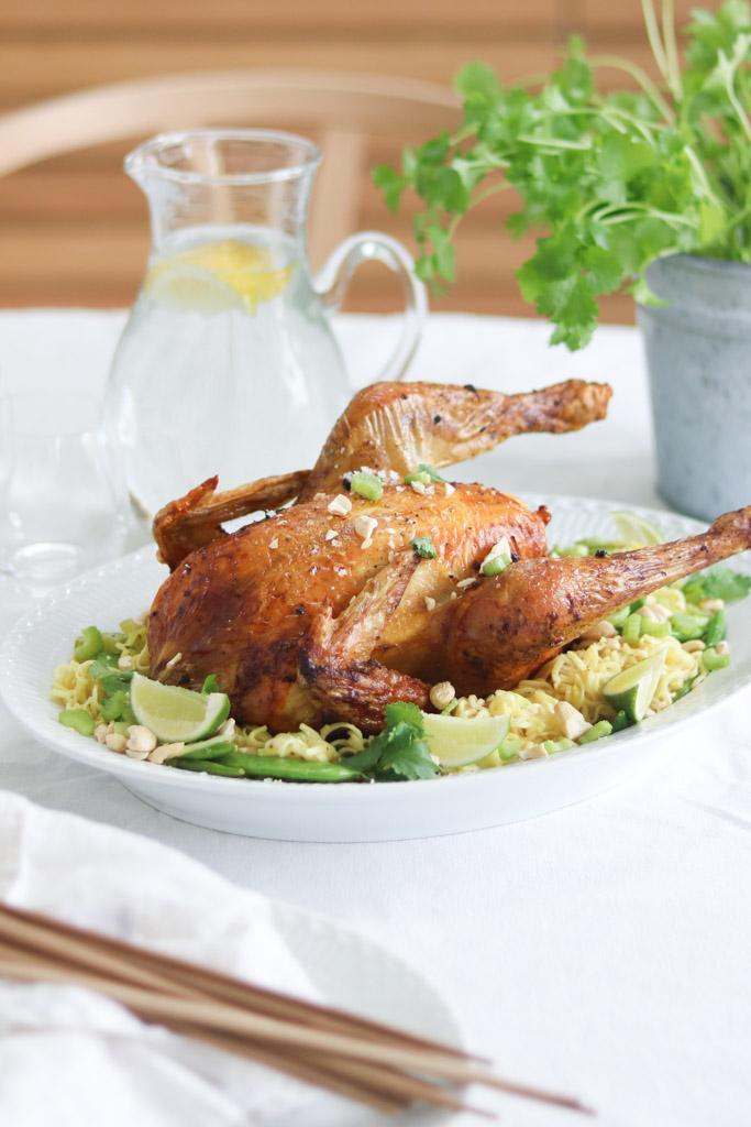 Kylling i lime