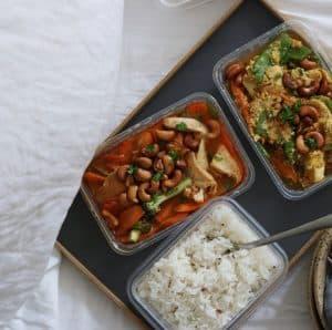 Thai street food Odense