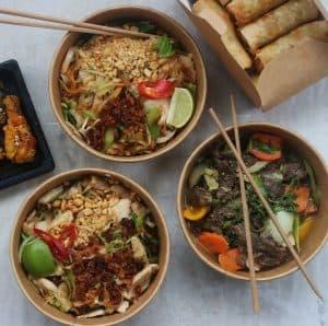 Mothers street food take away