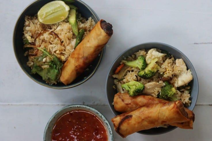 De fem bedste asiatiske take away restauranter i Odense
