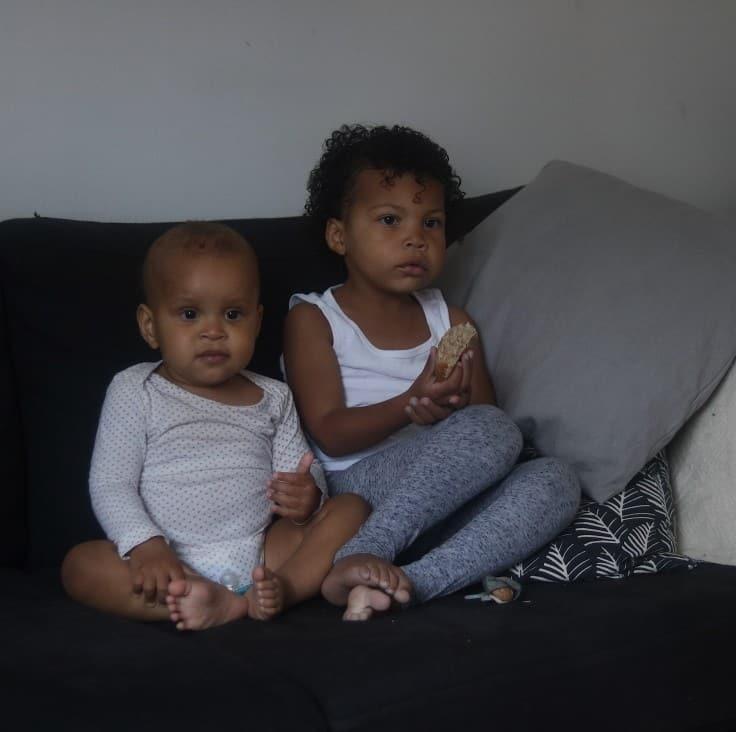 Lillebror 11 måneder