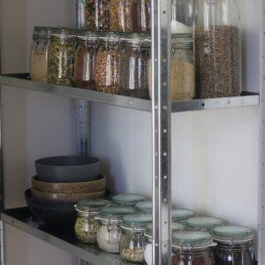 Opbevaring i køkken