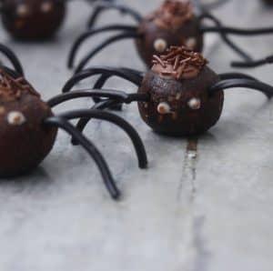 Edderkopper halloween