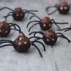 Spiselige edderkopper