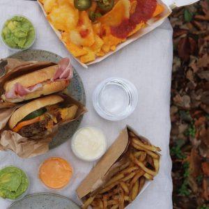 Take away picnic