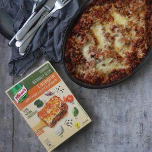 Lasagne fra Knorrs