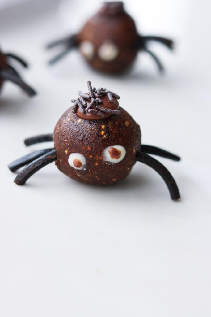 Spiselige edderkopper opskrift