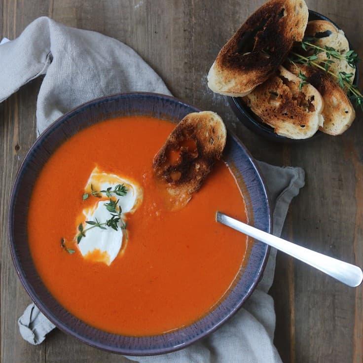 Tomatsuppe – helt klassisk