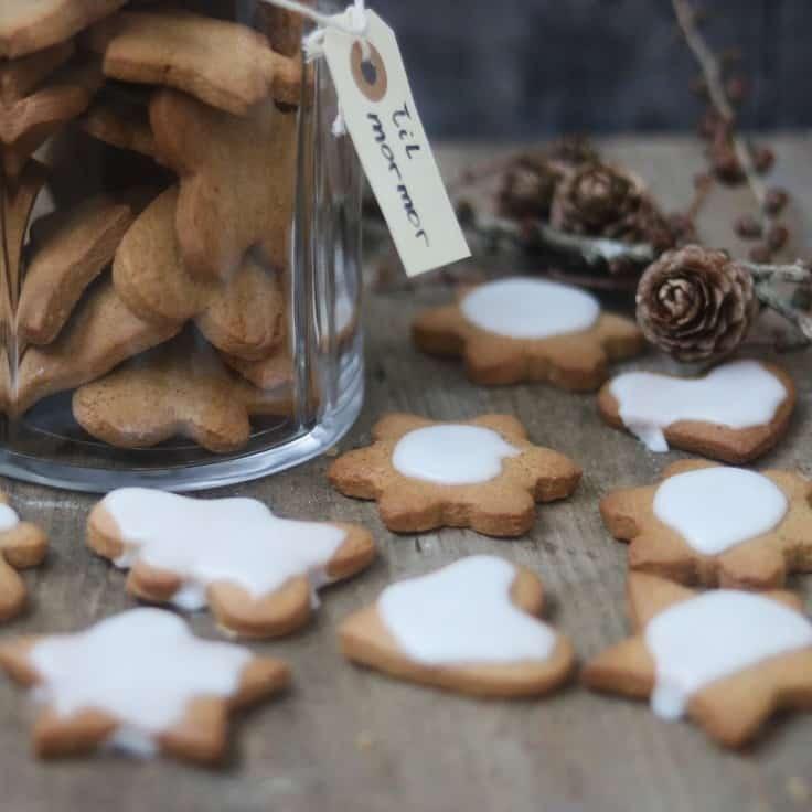 Krydder småkager med kanel