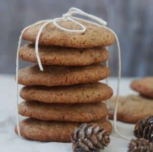 Cookies med kanel