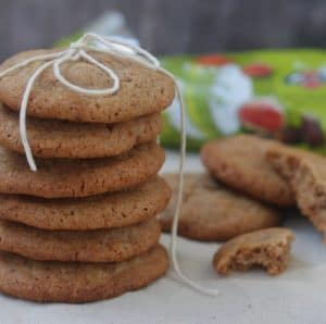 Cookies med krydderier