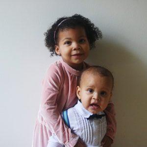 Maria Vestergaards børn