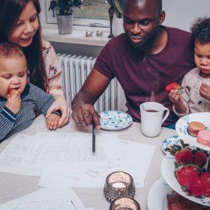eurodan-huse familie