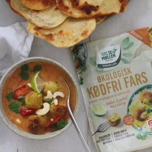 Indisk suppe med valsemøllen