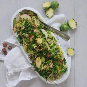 Rosenkål salat