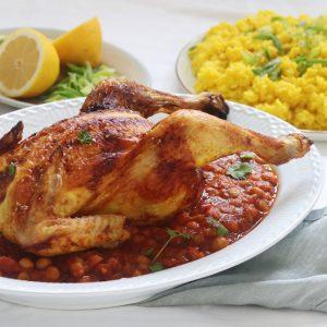 Nordafrikansk kylling
