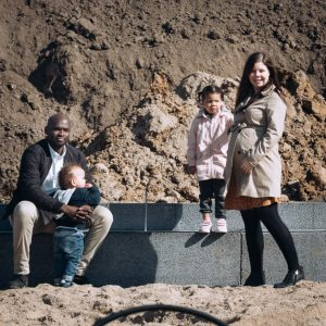 Maria Vestergaards familie