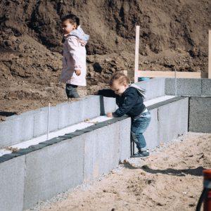 Børn og byggeri