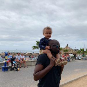 Far og søn Tenerife