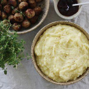 Opskrift kartoffelmos
