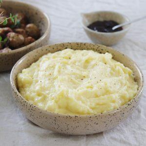 Hjemmelavet kartoffelmos