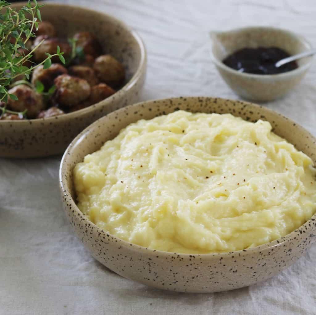 Kartoffelmos – helt traditionel opskrift